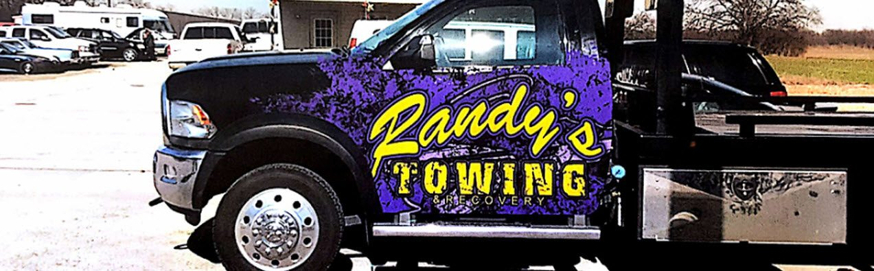 Cash for Junk Cars - Randys Towing & Recovery Service